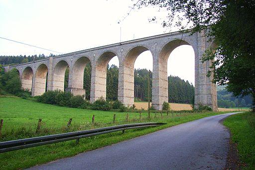 Viadukt Paderborn Neuenbeken